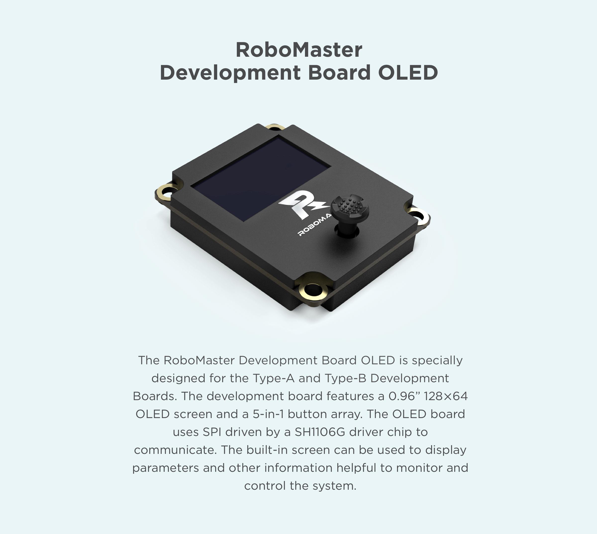 Development Board OLED